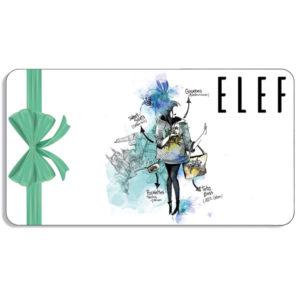 Carte Cadeau Elef.fr